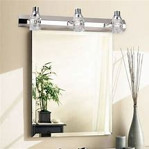 How To Use Your Bathroom Mirror With Lights