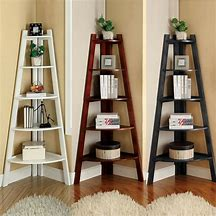 Choose a Corner Bookcase For a Style Statement