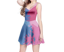 color changing sleeping beauty dress